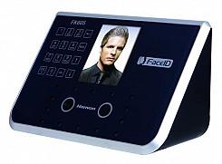 Máy chấm công nhận dạng khuôn mặt FACE ID F710