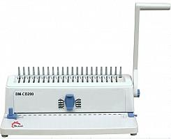 Máy đóng sách gáy nhựa Silicon BM-CB200