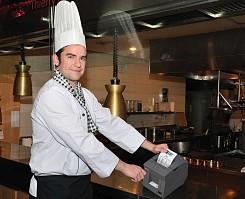 Máy in nhà bếp chuyên dụng Aclas KP7X