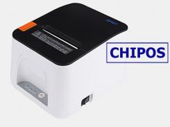 Máy in hóa đơn Chipos CP085 (USB + LAN)