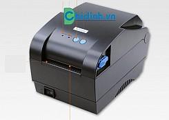 Máy in mã vạch Xprinter XP-350BU 2018 Siêu Bền