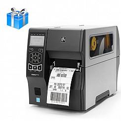 Máy in mã vạch công nghiệp Zebra ZT410-300dpi