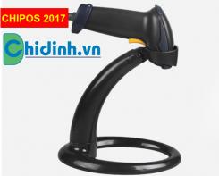 Máy quét mã vạch Chipos 2017