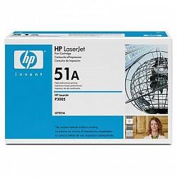 HP Cartridge Q7551A dùng cho HP LaserJet P3005, HP LaserJet M3027, HP LaserJet M3035