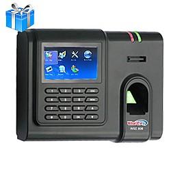 Máy chấm công vân tay thẻ cảm ứng WISE EYE WSE-808