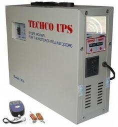 Bộ lưu điện cửa cuốn TECHCO 750W