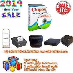 Bộ sản phẩm bán hàng cao cấp cho nhãn nhiều giày CHIPOS-18A