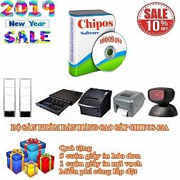 Bộ sản phẩm bán hàng cao cấp chuyên dụng cho thời trang CHIPOS-15A