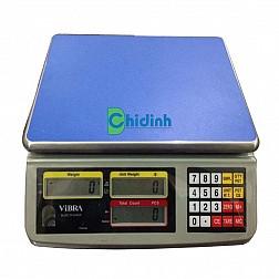 Cân điện tử siêu thị Vibra ALC 30kg/1g