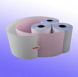 Giấy carbon 2 liên dùng cho máy in kim K75-80 ( 30 mét)