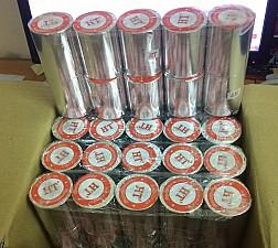 Giấy in hóa đơn nhiệt Hugo k57-58 (bọc bạc)