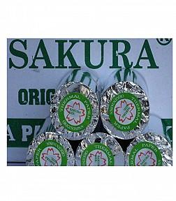 Giấy in hóa đơn Sakura K57-58 (bọc bạc)