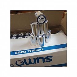 Giấy in hóa đơn Sumo k57-58 bọc bạc