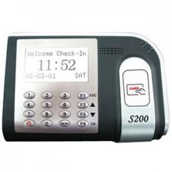 Máy chấm công bằng thẻ cảm ứng RONALD JACK S-200