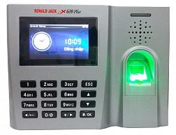 Máy Chấm Công Vân Tay RonalJack X628 Plus giá rẻ