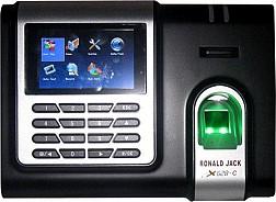 Máy chấm công vân tay RonalJack X628C+ID giá rẻ