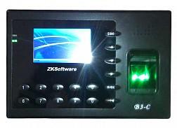 Máy chấm công vân tay ZKSoftware B3-C chính hãng