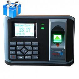 Máy chấm công vân tay,thẻ cảm ứng WISE EYE WSE 8000A
