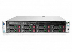 Máy chủ HP ProLiant DL380e Gen8 E5-2407 1P 8GB-R Hot Plug 8 SFF 460W PS Base Server(669253-B21)