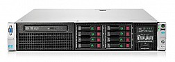 Máy chủ HP ProLiant DL380p Gen8 E5-2650v2 1P 8GB-R SFF 460W PS CTO Server