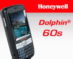 Máydọc mã vạch di động Honeywell Dolphin 60s Scanphone