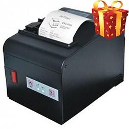 Máy in hóa đơn Antech AP250 xám hoặc đen