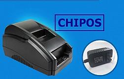 Máy in hóa đơn Chipos CP58
