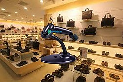 máy in mã vạch cho cửa hàng giày dép giá rẻ