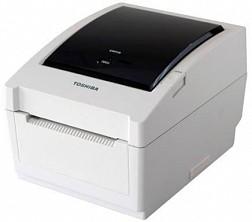 Máy in mã vạch Toshiba BEV4T-GS(Gồm 4 cổng cắm Usb,Lan,LPT,RS232)