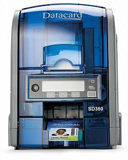 Máy in thẻ nhựa DataCard SD360 ( IOS)