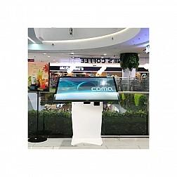 Máy Kiosk tra cứu thông tin ComQ Q-KIOSK 5571TMT P80