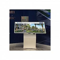 Máy Kiosk tra cứu thông tin ComQ Q-KIOSK 6585TMT