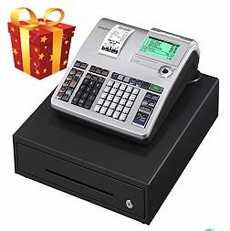 Máy tính tiền điện tử CASIO SE-S400