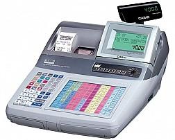 Máy tính tiền siêu thị Casio TE4000F