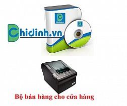 mua phần mềm online tặng máy in hóa đơn K58