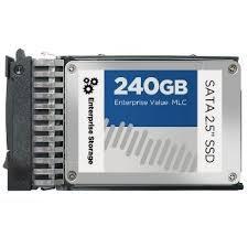 Ổ cứng server HP 240GB 6G SATA 2.5in SSD (717969-B21)