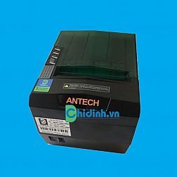Phần mềm cho máy in hóa đơn Antech PRP 085US Driver cho máy in hóa đơn