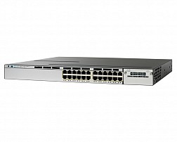 Switch CISCO CATALYST WS-C3750X-24T-L