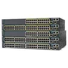 Switch CISCO WS-C2960S-F24PS-L