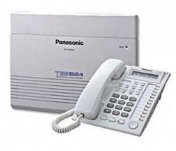 Tổng đài Panasonic KX-TES824 (3 vào - 16 đầu ra)
