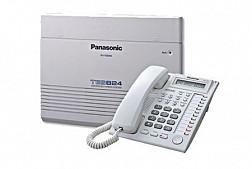 Tổng đài Panasonic KX-TES824 (6 vào - 16 đầu ra)