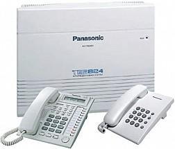 Tổng đài Panasonic KX-TES824 (8 vào - 24 đầu ra)