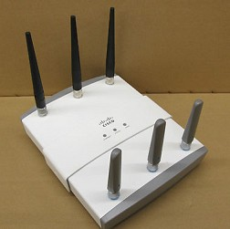 Wireless CISCO AIR-AP1252AG-A-K9