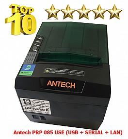 Máy in hóa đơn Antech PRP 085USE ( USB + Serial +Ethernet)  Siêu Bền Giá Sốc