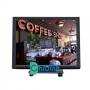 Máy bán hàng Pos GTM1701-3700 Cấu hình phổ thông